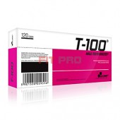 Olimp - T-100 Male Testo Booster 120kps - stimulant testosterónu pre mužov - stimulant výkonu a libida a rastu svalov