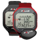POLAR RCX5 Run Black and Red