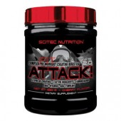 SCITEC NUTRITION - Attack! 2.0 320g
