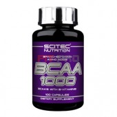 SCITEC NUTRITION - BCAA 1000 100kps