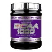 SCITEC NUTRITION - BCAA 1000 300kps