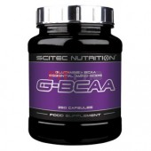 SCITEC NUTRITION - G-BCAA 250kps