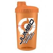 Shaker Scitec Nutrition Jumbo oranžový 700ml - profesionálny šejker 700ml na závit s kónickým sitkom vo vnútri, ktoré pomáha dokonale rozmiešať nápoje, najmä proteinové či sacharidové.