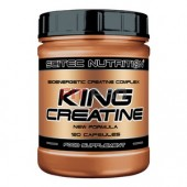 SCITEC NUTRITION - King Creatine 120kps