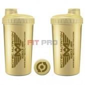 Shaker Scitec Nutrition Muscle Army Desert pieskový 700ml - profesionálny šejker 700ml na závit s kónickým sitkom vo vnútri, ktoré pomáha dokonale rozmiešať nápoje, najmä proteinové či sacharidové.