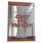 SCITEC NUTRITION - Oat 'n' Whey 92g