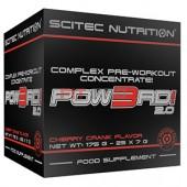 SCITEC NUTRITION - Pow3rd! 2.0 175g (25 x 7g v sáčkoch)