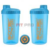 SCITEC NUTRITION - Shaker Neon modrý 700ml
