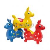 Skákadlo koník Rody - dynamická hračka pre deti od 3 rokov, ktorá podporuje koordináciu a rovnováhu detí tým, že spája zábavu a zdravú pohybovú aktivitu.