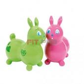 Skákadlo zajac Raffy - dynamická hračka pre deti od 3 rokov, ktorá podporuje koordináciu a rovnováhu detí tým, že spája zábavu a zdravú pohybovú aktivitu.