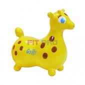 Skákadlo žirafa Gyffy