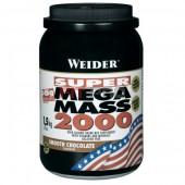 Gainer na objem - Weider - Super Mega Mass 2000, 1500 g