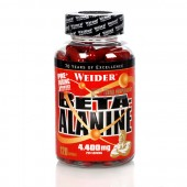 WEIDER - BETA-ALANINE - TOTAL PUMP AND ENERGY 120kps
