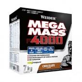 Weider - Mega Mass 4000, 7000g - najpredávanejší gainer na objem pre rast svalov