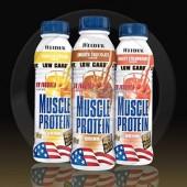 WEIDER - Muscle Protein Drink 500ml - najpredávanejší hotový proteínový nápoj