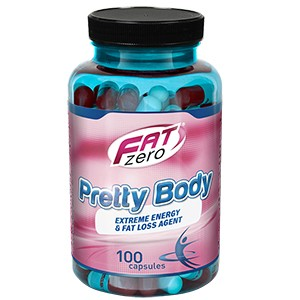 AMINOSTAR - Pretty Body FatZero 100kps