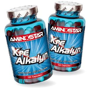 AMINOSTAR - KRE-ALKALYN 120kps AKCIA 1 + 1