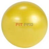 Fitlopta Gymnic Classic Plus 75cm žltá - medicínsky testovaná fitlopta novej generácie na cvičenie, rehabilitáciu a dynamické sedenie.