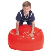 Fitlopta Physio Gymnic 120cm červená - Klasická fitlopta na cvičenie, rehabilitáciu a dynamické sedenie.