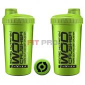 SCITEC NUTRITION - Shaker WOD CRUSHER zelený 700ml