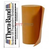 Thera-Band® - Stupeň 8 - ZLATÝ (Max) - 5,5m