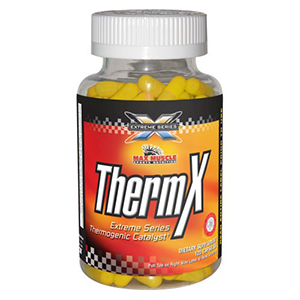 Max Muscle - ThermX 120 kps