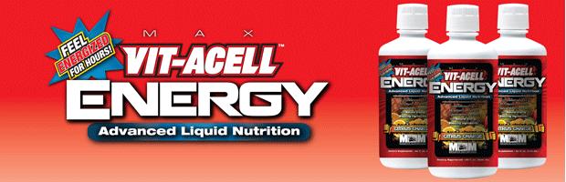 Vit-Acell Energy je tekutý koncentrát s vysokou nutričnou hodnotou. Poskytuje prirodzenú energiu, ktorú môžete cítiť celé hodiny.