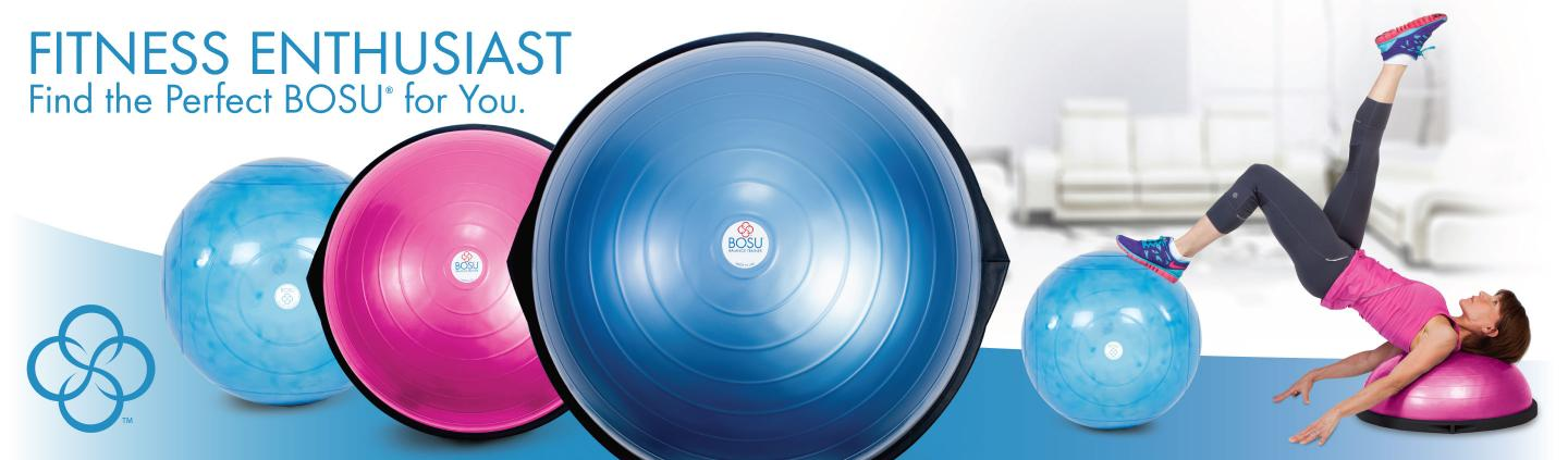 BOSU Home Training