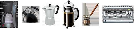 Konopná káva Cannabissimo Coffee™ - príprava