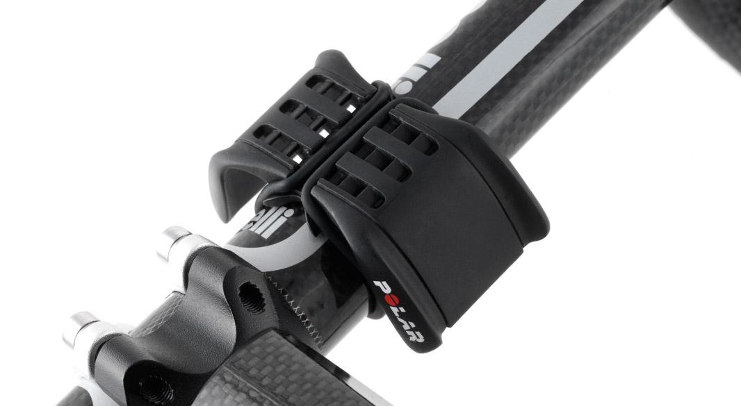 POLAR Univerzálny držiak na riadidlá bicykla