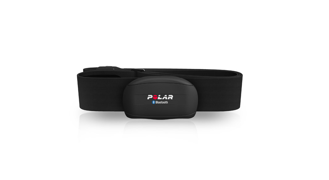 WearLink®+ transmitter with Bluetooth® vysielač