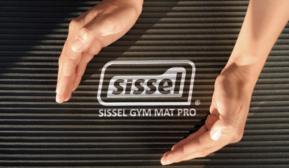 SISSEL® - Gym Mat Professional 180 x 60 x 1,5 cm