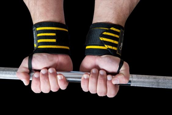 Olimp - Bandáž na zápästie - štýlová stabilizácia kĺbu počas cvičenia