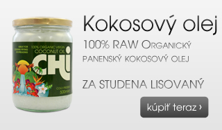 CHi 100% RAW Organický panenský kokosový olej