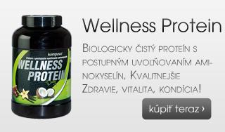 Wellness Daily Protein - biologicky čistý proteín